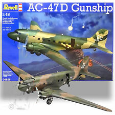 "REVELL 1/48 DOUGLAS AC-47D GUNSHIP ""SPOOKY"""