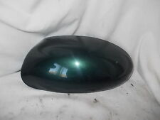 FORD FOCUS MK 1 DARK GREEN METALLIC PASSENGERS SIDE WING MIRROR COVER 01 YR