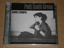 PATTI SMITH - RADIO ETHIOPIA - CD REMASTERED SIGILLATO (SEALED)