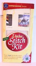VTG Coats Anchor Stitch Kit Starry Night Impressions Series Embroidery Kit AIM3