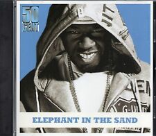 50 Cent (G Unit) & DJ Whoo Kid - Elephant In The Sand (2008 CD)