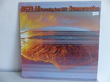 """MAXI 12"""" N678 ALL Featuring JEAN SHY Summernation OTB 2265-6"""