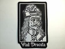 VLAD DRACULA EMBROIDERED BACK PATCH