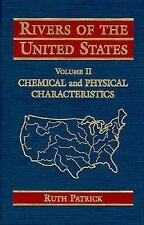Rivers of the United States, Chemical and Physical Characteristics (Volume 2), P