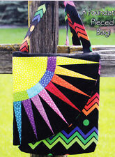 New York! New York! - foundation paper pieced bag PATTERN - Whistlepig Creek