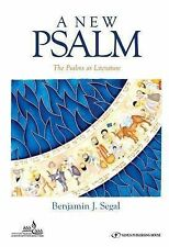 A NEW PSALM - NEW HARDCOVER BOOK