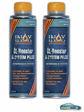 INOX® Öl-Booster Öl-Systempflege  Additiv  2x 250ml