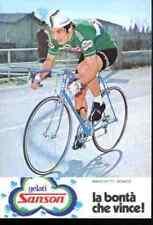 RENATO MARCHETTI Cyclisme Ciclismo Team SANSON 1970s Cycling ciclista velo 1979