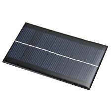 6V 1W 166mA Mini Solar Panel Module DIY for Phone Toys Charger