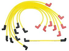 ACCEL Spark Plug Wires 8.8mm Yellow Spiral Core 73-88 Chevy 305 350 K10 C10 350