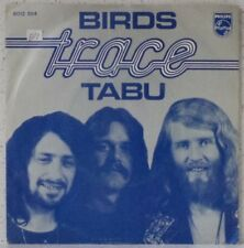 "TRACE Birds / Tabou RARE 7"" 1975 prog symph rock HOLLAND"