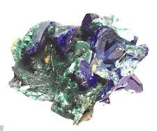 Azurite & Malachite Specimen Mined In Guangdong China 15g