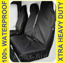 FORD TRANSIT Van Seat Covers Custom LWB MWB SWB 100% WATERPROOF UK MADE