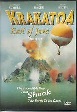 KRAKATOA EAST OF JAVA  NEW  DVD