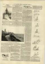 1890 Suave Thomas Burt simpatía visita Balmoral cottager