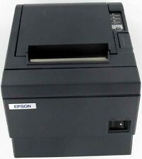 EPSON TM-T88III RECEIPT PRINTER CHARCOAL-IDN INTERFACE W/POWER SUPPLY