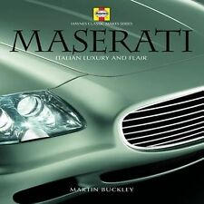 Maserati: HCMS (Haynes Classic Makes) by Buckley, Martin