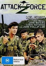 Attack Force Z-DVD (1982) Sam Neil-John Phillip Law-John Waters-Mel Gibson