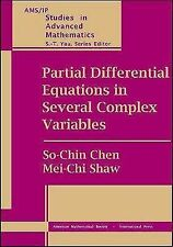 PARTIAL DIFFERENTIAL EQUATIONS IN SE - MEI-CHI SHAW SO-CHIN CHEN (PAPERBACK) NEW
