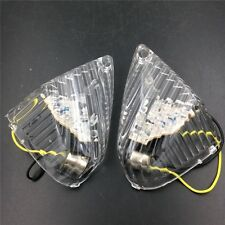 X.  Led Signal Tail Light Cover Fit For 2005 Suzuki Gsxr Gsx-R 1000  Clear