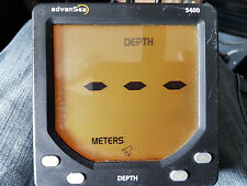 ADVANSEA S400 profondità di visualizzazione