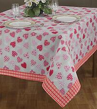 Brand New Cotton Table Cover - Assorted Design & Colors