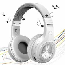 Bluedio Hurricane H Turbine Bluetooth Wireless Stereo Headphone Headset White