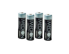 Best Rechargeable Battery IMEDION POWEREX 2400mAh 4 AA MH-4AAI-BH NiMH Batteries
