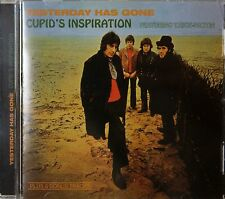 Cupid's Inspiration-Yesterday Has Gone US psych cd 6 bonus tracks