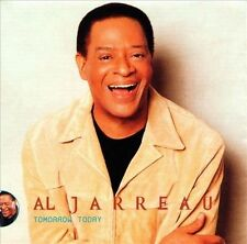 TOMORROW TODAY BY AL JARREAU CD 2000, UNIVERSAL DISTRIBUTION