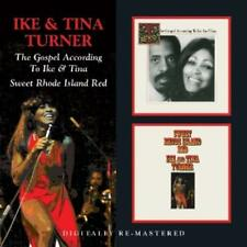 Gospel According To/Sweet Rhode Island Red von Ike And Tina Turner (2012), CD