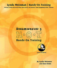 Dreamweaver 3 Hands-On-Training (2nd Edition)