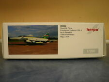 Herpa Wings 1:200 Eurofighter Typhoon Royal Air Force FGR