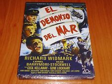 EL DEMONIO DEL MAR / Down to the Sea in Ships - Precintada
