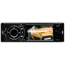 "Boss Bv7943 Car Dvd Player - 3.6"" Touchscreen Lcd - Single Din - Dvd Video - Am,"