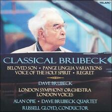 Classical Brubeck by Dave Brubeck (CD, Aug-2003, 2 Discs, Telarc Distribution)