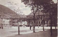France Thann - Rathaus 1912 postcard