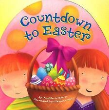 Countdown to Easter by AnnMarie Harris 2004 PB (BRAND NEW)