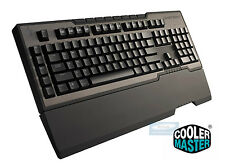 COOLER MASTER STORM TRIGGER MECHANICAL GAMING KEYBOARD. DEUTSCHES KEYBOARD