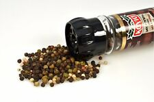 Mill mixture with 4 peppers in a glass jar mill 46gr Kagia 1.62oz Spice Spices