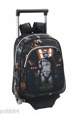 Star Wars trolley à roulettes M Captain Phasma sac à dos 34 cm maternelle 234028