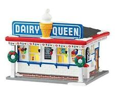 """Department 56 Snow Village """"DAIRY QUEEN STORE"""" - New FREE SHIPPING"""