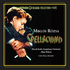 Spellbound - Complete Score - Limited Edition - Miklos Rozsa