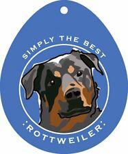 Rottweiler Sticker 4×4″
