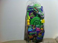 ( New )  Ninja Turtles Fun Pack Basket Set w/ Jelly Bean for Kids Party Gift