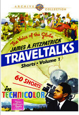 Fitzpatrick Traveltalks 1 (2016, DVD NIEUW)3 DISC SET