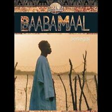 Palm World Voices: Baaba Maal [CD, DVD, Book & Map] Maal, Baaba Audio CD