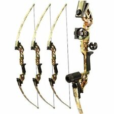 Tophunt Bowfishing Adult Compound Bow Archery Complete Set Right Hand 40 lbs