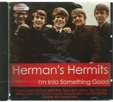 HERMAN'S HERMITS  -  I'M INTO SOMETHING GOOD. / IMPORT. (GERRY & THE PACEMAKERS)
