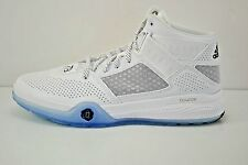 Mens Adidas D Rose 773 IV Basketball Shoes Size 10.5 White Black D69431